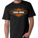 real men vs